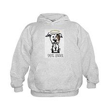 99% Angel Pit Bull Hoodie