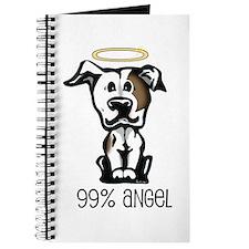 99% Angel Pit Bull Journal