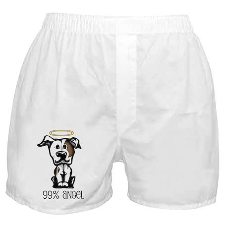 99% Angel Pit Bull Boxer Shorts
