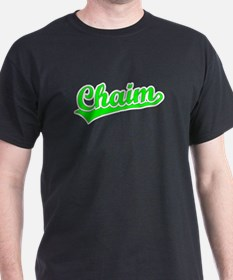 Retro Chaim (Green) T-Shirt