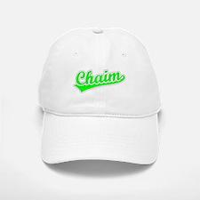 Retro Chaim (Green) Baseball Baseball Cap