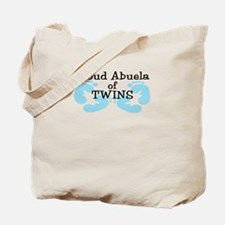 New Abuela Twin Boys Tote Bag