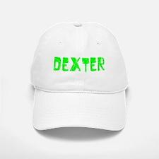 Dexter Faded (Green) Baseball Baseball Cap