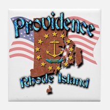 Providence Tile Coaster