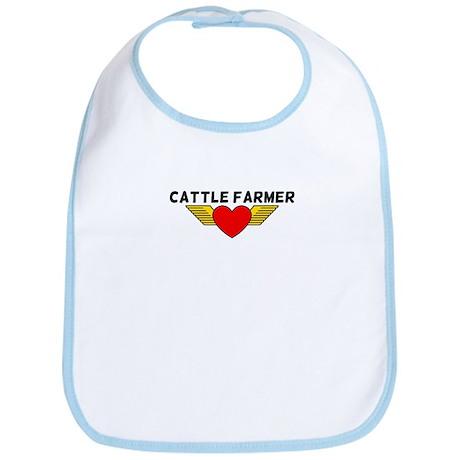 Cattle Farmer Bib