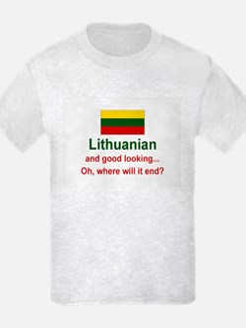 Good Looking Lithuanian T-Shirt