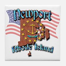 Newport Tile Coaster