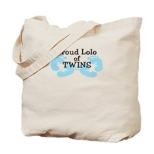 New Lolo Twin Boys Tote Bag