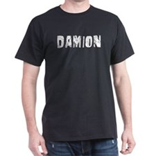 Damion Faded (Silver) T-Shirt