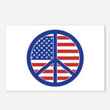 Peace in America Postcards (Package of 8)