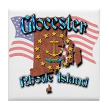 Glocester Tile Coaster