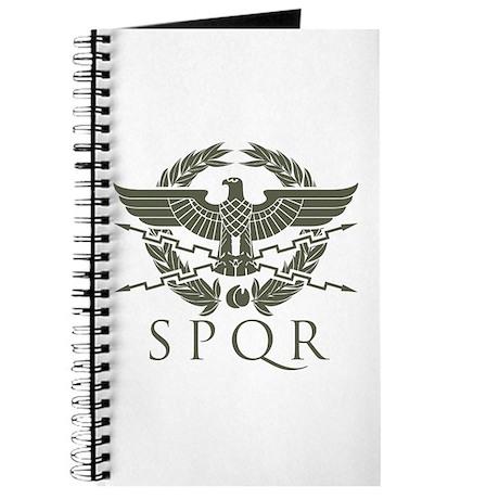 Praetorian SPQR Journal