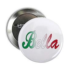"Italian girls 2.25"" Button"