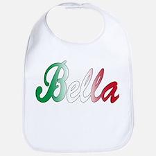 Italian girls Bib