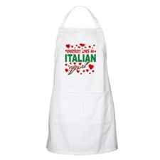 Italian Girls BBQ Apron
