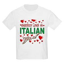 Italian Girls T-Shirt