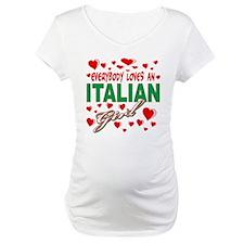 Italian Girls Shirt