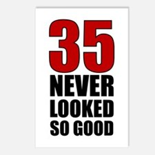 35 Never Looked So Good Postcards (Package of 8)