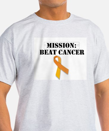 Mission Beat Cancer T-Shirt