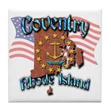 Coventry Tile Coaster