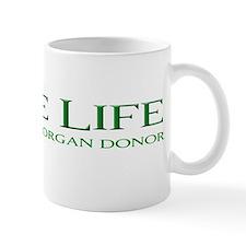 Give Life Mug