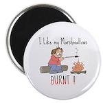 Burnt Marshmallows Magnet