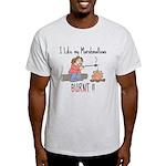 Burnt Marshmallows Light T-Shirt