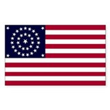 Civil war flag Single