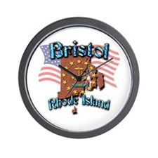 Bristol Wall Clock