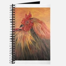 French Country Rooster Journal