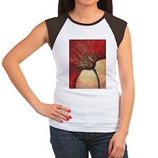 Power of Red Women's Cap Sleeve T-Shirt