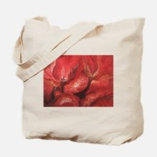 Flaming Obsession Tote Bag