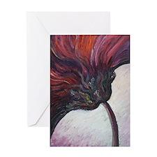 Power of Purple Greeting Card