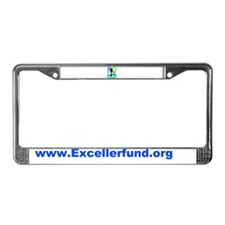 Save The Horses License Plate Frame