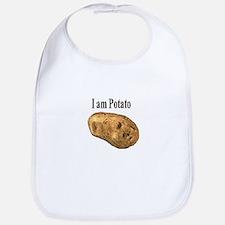 Cute Potato Bib