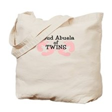 New Abuela Twin Girls Tote Bag