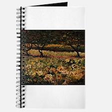 Golden Sunflowers Journal