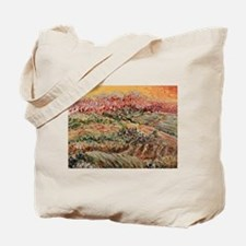 Golden Provence Tote Bag
