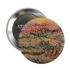 "Golden Provence 2.25"" Button"