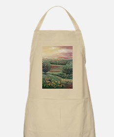 Summer in Tuscany BBQ Apron