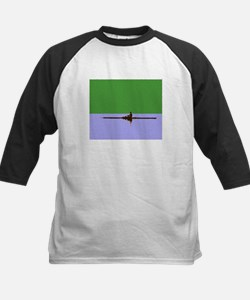 ROWER GREEN BLUE PAINTED Tee