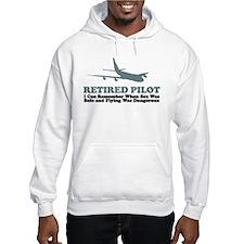 Retired Pilot Hoodie