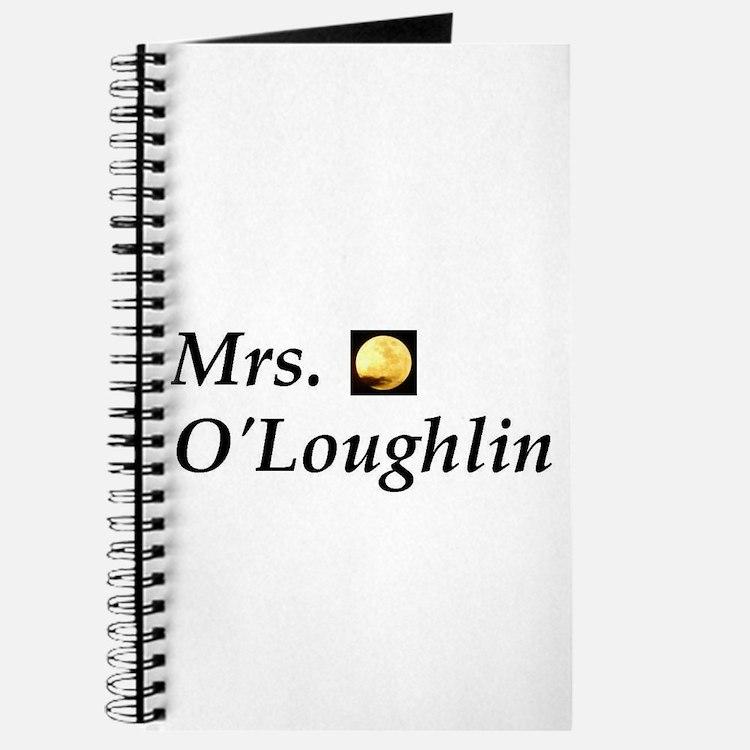 O'Loughlin Journal