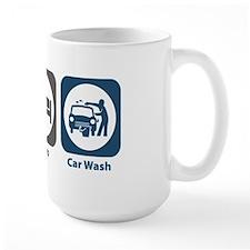 Eat Sleep Car Wash Mug