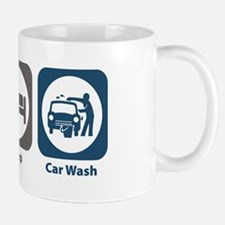 Eat Sleep Car Wash Mug