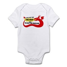 Don't Tickle the Dragon Infant Bodysuit