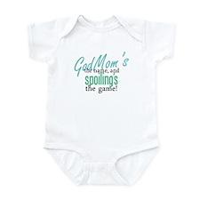Godmom's the Name! Onesie