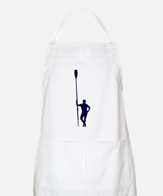 READY TO ROW BLUE BBQ Apron