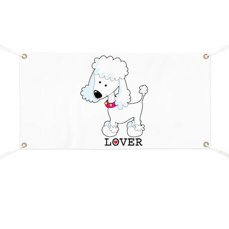 Poodle Lover Banner