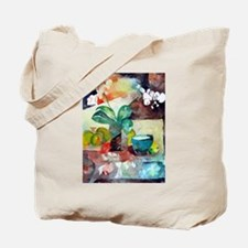Grace My Table Tote Bag